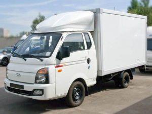 Xe tải Hyundai 1T49 thùng bảo ôn