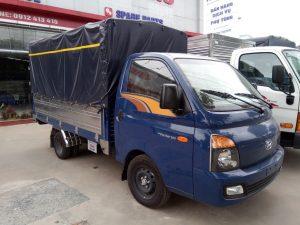 Xe tải Hyundai 1T49 thùng bảo ôn 2
