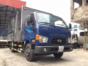 Xe tải Hyundai 3T5 4