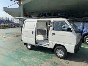 Xe tải van suzuki 2 chỗ 8
