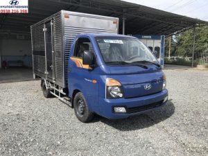 Xe tải Hyundai 1T49 thùng bảo ôn 1