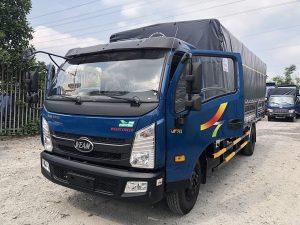 xe tải veam 7T1 Động cơ hyundai
