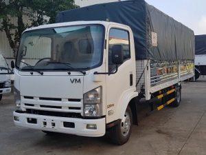 xe tải isuzu vm 3t49 thùng 6m2