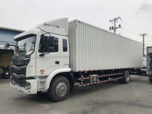Xe tải Jac 7T thùng kín 9m5