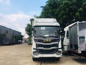 xe tải jac 9t thung 8m2