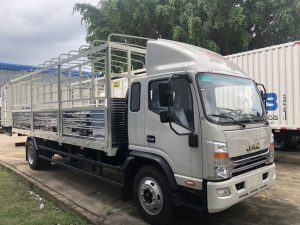 xe tải jac 9T thùng 6m8