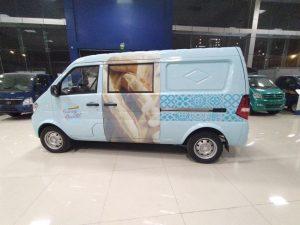 Xe tải Van K05S 2 chỗ