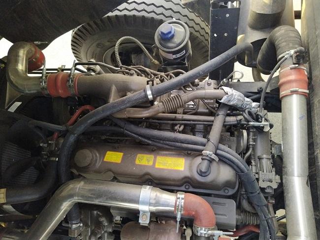 Động cơ xe ben howo 8 tấn