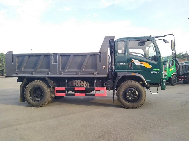 xe ben howo St10580D 8 tấn